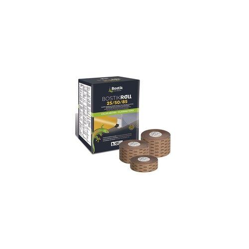 Bostik Gmbh Bostik Roll 25 Sockelleisten Fußleisten Klebeband 25mm x 50m Rolle