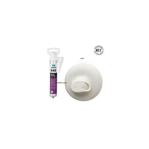 Ramsauer 640 Dicht Kleber 1K Hybrid Klebstoff 80ml Tube weiß