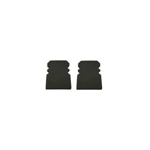 Wohltat Nierhaus Nierhaus Arbeitshosen Kniepolster Nr. 47 225x160 x18 mm schwarz