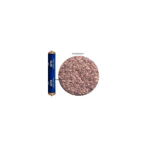 Bostik 3070 Spritzkork korkfarbend 1K Kork Dichtstoff 500ml Beutel