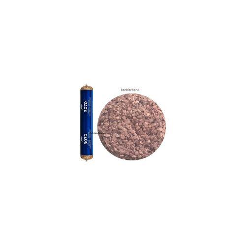 Bostik Gmbh Bostik 3070 Spritzkork korkfarbend 1K Kork Dichtstoff 500ml Beutel