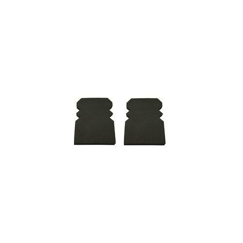 Nierhaus Gmbh Nierhaus Arbeitshosen Kniepolster Nr. 47 225x160 x18 mm schwarz
