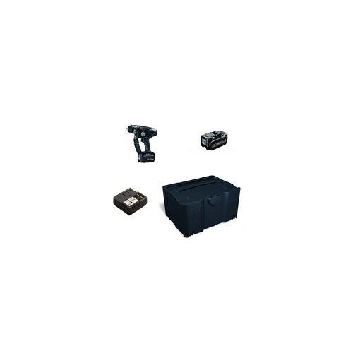Panasonic Akku Bohrhammer EY 78A1 LJ 2G Black 18 Volt 5.0 Ah