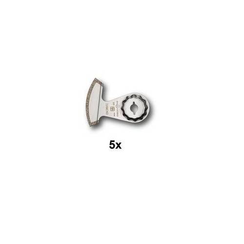 Fein Super Cut 5er Pack Diamant Sägeblatt 1.2mm SLM