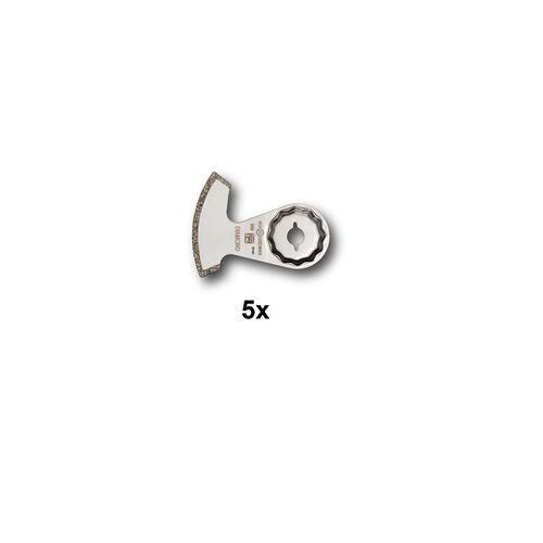 Fein Super Cut 5er Pack Diamant Sägeblatt 2.2mm SLM