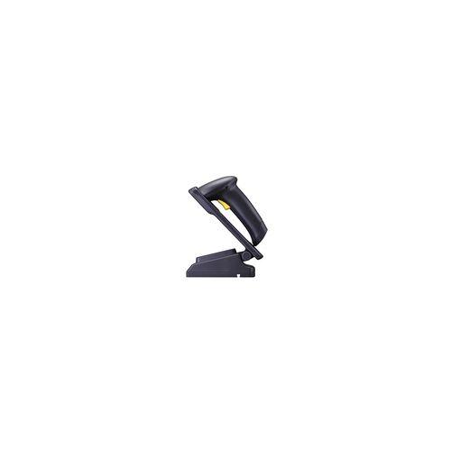 CIPHERLAB CC-1500U - CCD-Scanner, USB (HID)-KIT, inkl. Auto-Sense Stand, schwarz