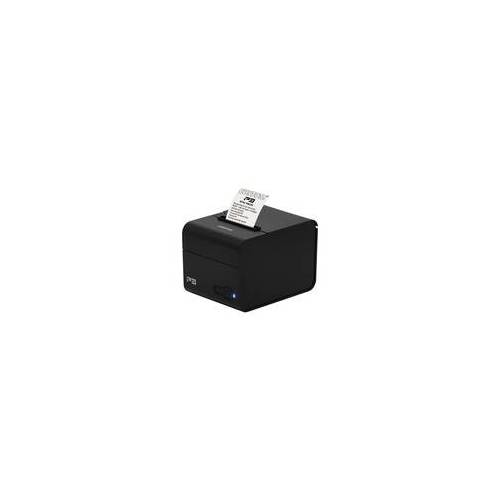 Custom P3 - Bon-Thermodrucker, thermodirekt, 180mm/Sek., 203dpi, USB + RS232 + Ethernet