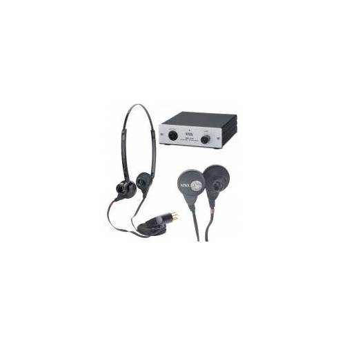 Stax SRS-005S MK 2 In-Ohr-Hörer und Kopfhörerverstärker