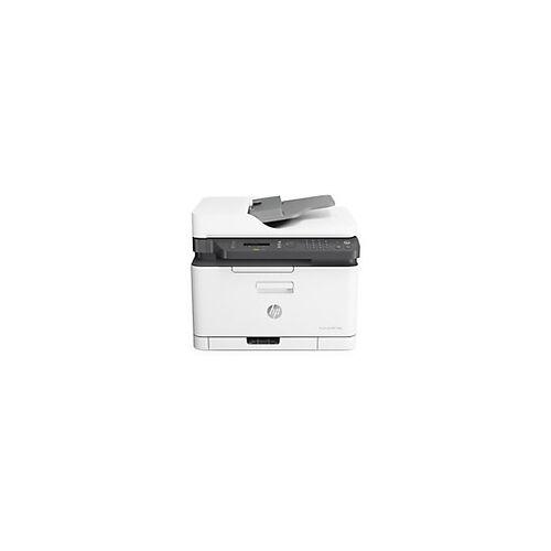 HP 179fnw Farb Laser Multifunktionsdrucker DIN A4 Weiß