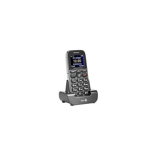 Doro Prime 213 4,3 cm (1,7 Zoll) Mobiltelefon Mobiltelefon Grau
