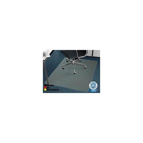 Floordirekt Pro Stuhlunterlage Teppich Recycling-PET Transparent 1150 x 1350 mm