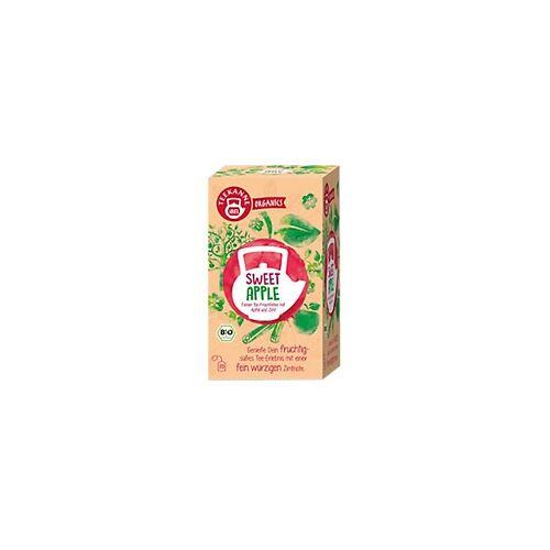 TEEKANNE Feiner Bio-Früchtetee, Apfel, Zimt Tee 20 Stück à 2.5 g