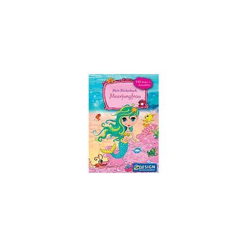 Zweckform AVERY ZWECKFORM Sticker-Spiel-Buch Spielzeugset