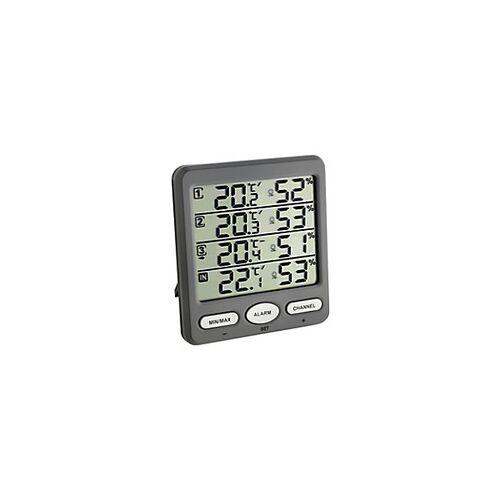 TFA Thermometer Klimamonitor kabellos 30.3054.10
