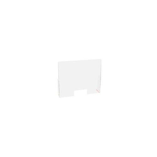 ExaClair Schutzscheibe Exascreen 80458D Plexiglas 580 x 950 x 185 mm 5 Stück