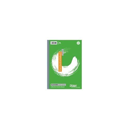 Ursus Style Durchschreibebuch DU542SD A5 2x40 Blatt selbstdurchschreibend