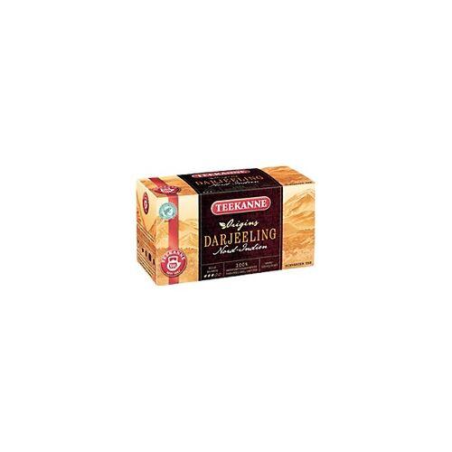 TEEKANNE Orginal Darjeeling Schwarzer Tee 20 Stück à 1.75 g
