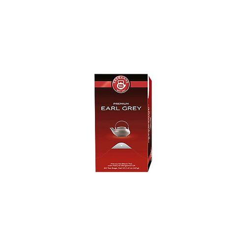 TEEKANNE Earl Grey Schwarzer Tee 20 Stück à 1.75 g