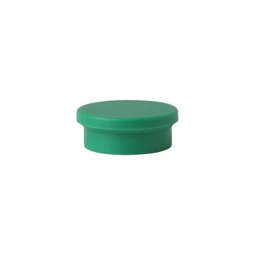 Niceday Whiteboard Magnete Grün 2 x 2 cm 10 Stück