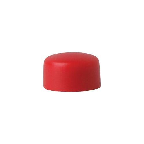 Niceday Whiteboard Magnete Rot 1 x 1 cm 10 Stück