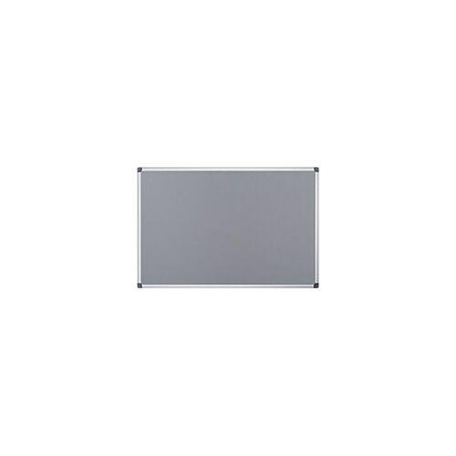 Office Depot Pinnwand Filz Grau 90 x 60 cm