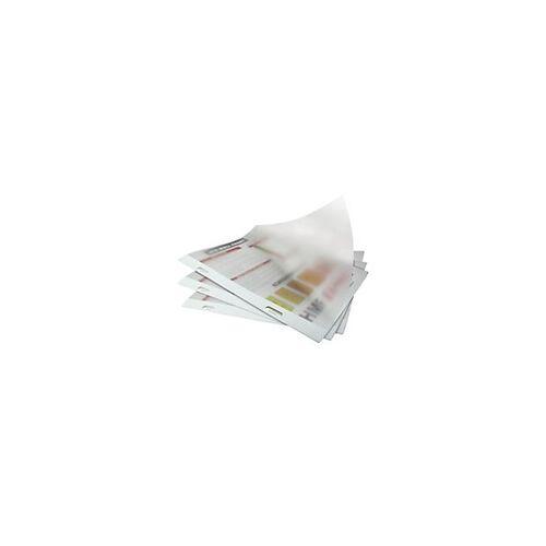 Bindomatic Einbanddeckel Agility Papier Weiß Pack 50 Stück