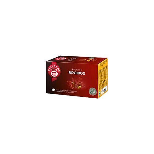 TEEKANNE Bio Roiboos Pur Tee Packung mit 20 Stück