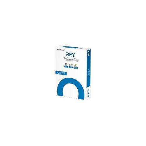 Rey Büropapier DIN A4 80 gsm Weiß 500 Blatt