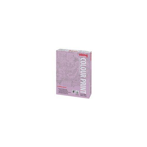 Viking Colour Print Kopier-/ Druckerpapier DIN A4 80 g/m² Weiß 500 Blatt