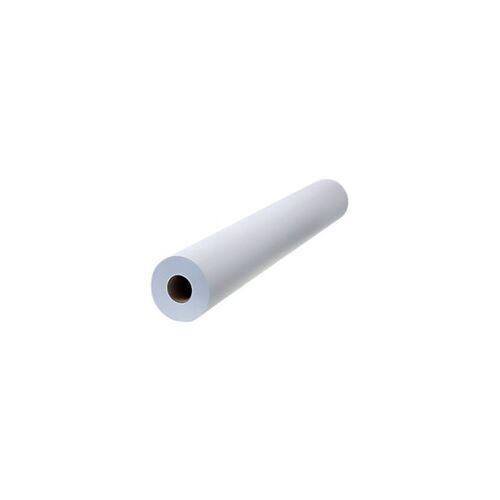 HP Plotterpapier Unbeschichtet 90 g/m² 91,4 cm x 91,4 m Hochweiß
