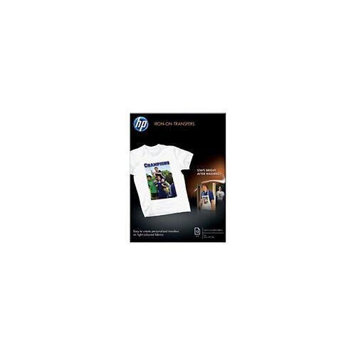 HPC6050A Textilfolien DIN A4 170 g/m² 21 x 29,7 cm 12 Blatt