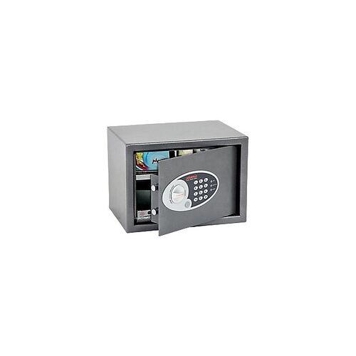 Phoenix Einbruchschutztresor SS0802E Grau 350 x 250 x 250 mm