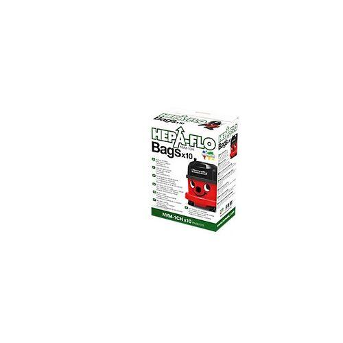 Numatic Staubsaugerbeutel Hepa-Flo NVM-1CH Grün, Weiß 7 l 10 Stück