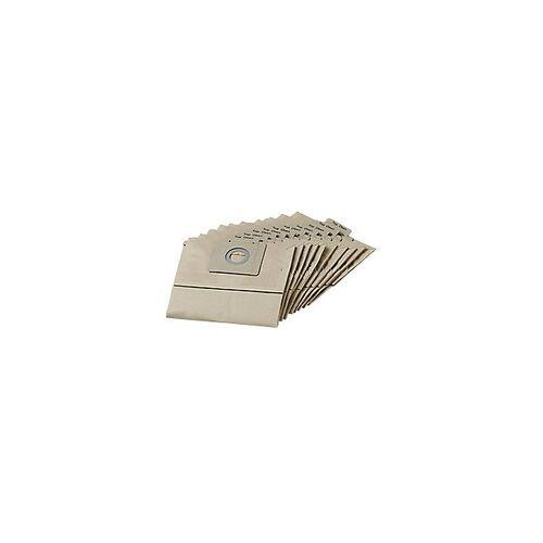 Kärcher Staubsaugerbeutel für T12/1 Braun 10 Stück