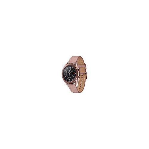 Samsung Galaxy Watch Watch3 Smartwatch Bronze Gehäusefarbe 41 x 42.5 x 11.3 mm Gehäusegröße Armbandfarbe Bronze