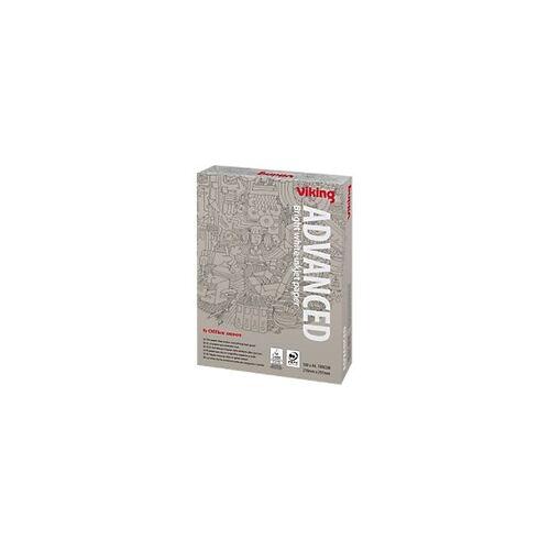 Viking Advanced Kopier-/ Druckerpapier DIN A4 100 g/m² Weiß 500 Blatt