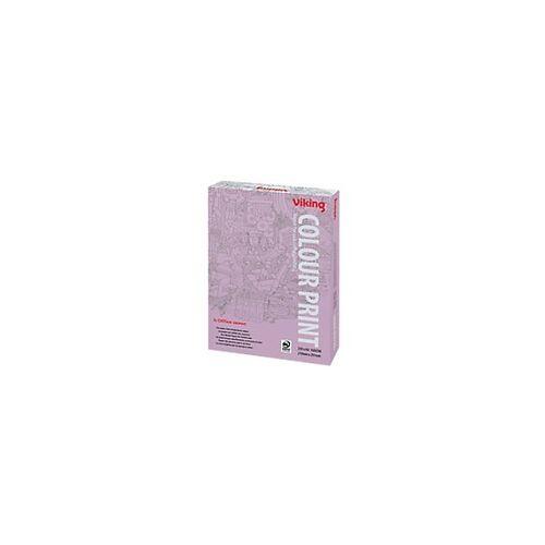 Viking Colour Print Kopier-/ Druckerpapier DIN A4 160 g/m² Weiß 250 Blatt