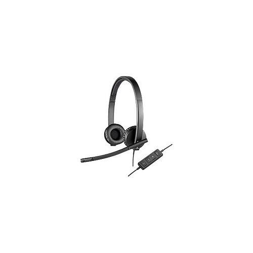 Logitech Kopfhörer H570e