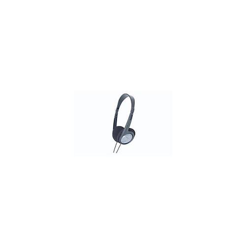 Panasonic RP HT090E-H Headset Verkabelt Über das Ohr Grau