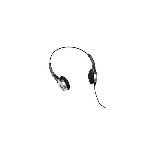 Grundig DIGTA 565 Headset Verkabelt Über das Ohr Schwarz