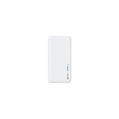 XLayer Powerbank Micro 20000mAh Weiß