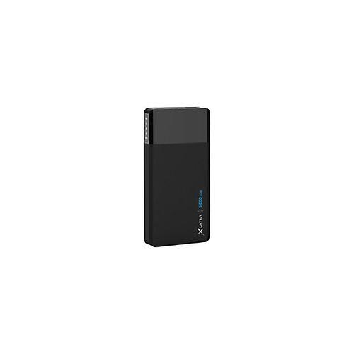 XLayer Powerbank Wireless 5000 mAh Schwarz