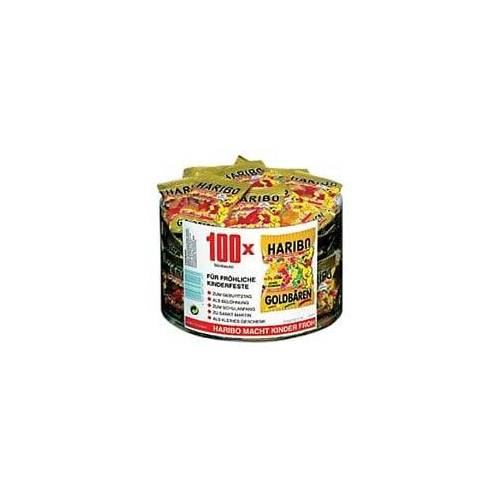 Haribo Fruchtgummi Goldbären 100 Stück à 10 g