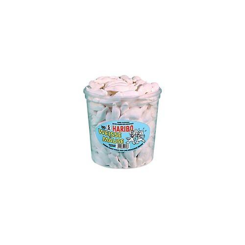 Haribo Fruchtgummi Weiße Mäuse 150 Stück à 7 g
