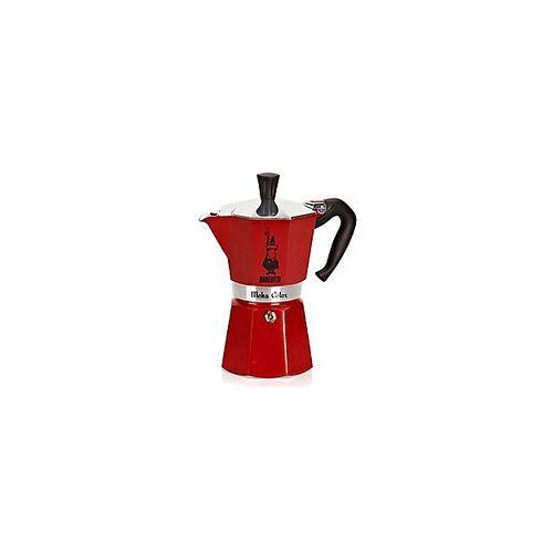 Bialetti Espressomaschine Moka Express 4943 Rot