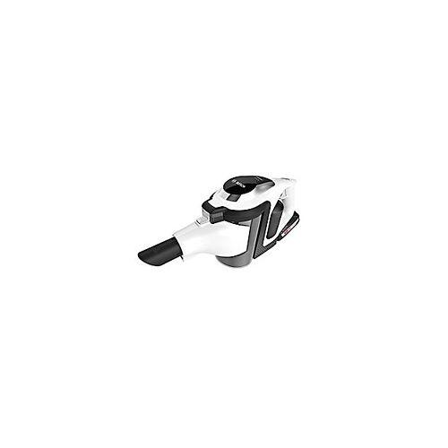 Bosch Beutelloser Staubsauger  Weiß HEPA 0.4 L