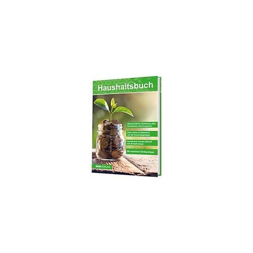 RNK Haushaltsbuch DIN A5 Liniert 17 x 24 cm