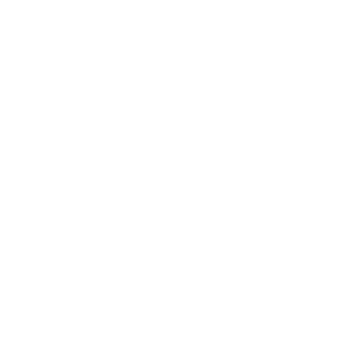ELBA Ordner 80 mm PVC 2 Ringe A5 quer Weiß