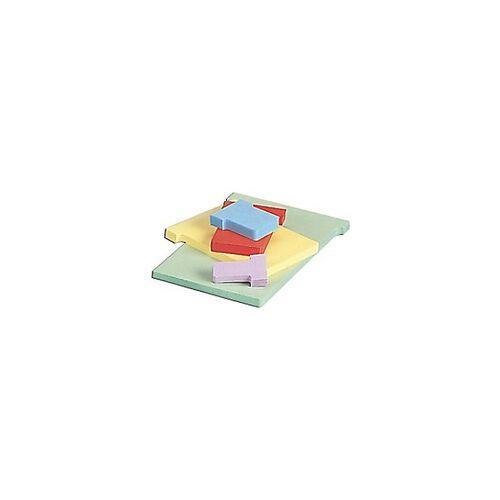 Nobo T-Steckkarten 3 Rosa 8 x 12 cm 100 Stück