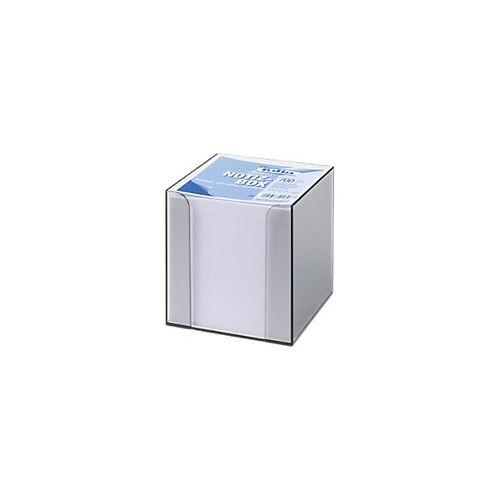 Folia Zettelbox 90 x 90 mm Plexiglas 700 Blatt